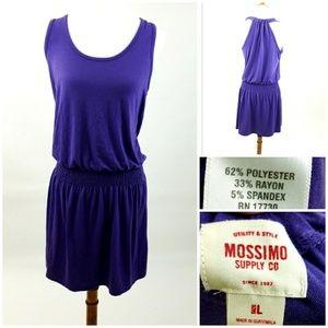 Purple Mossimo Dress