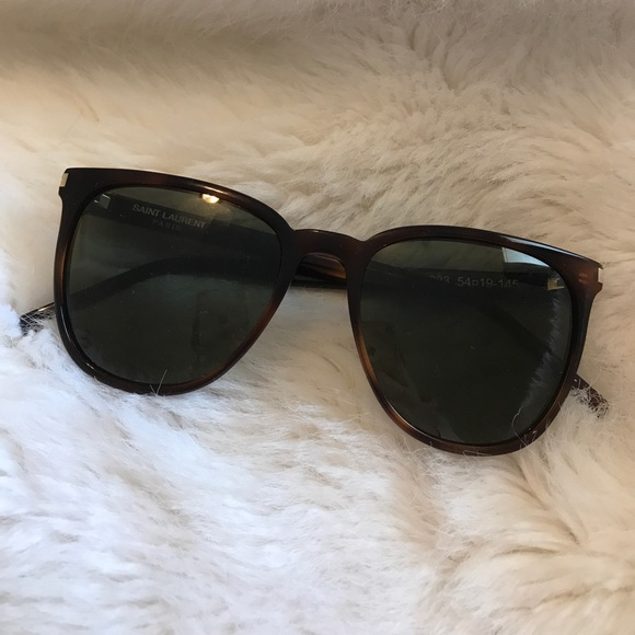 b01a705997 ️FLASH SALE‼️Saint Laurent SL94 sunglasses NWOT. M 59c935c42599fe05cf076eff