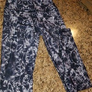 Pants - Gymshark  Ripple Leggings