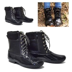 Black Duck Boots, Ankle Boots