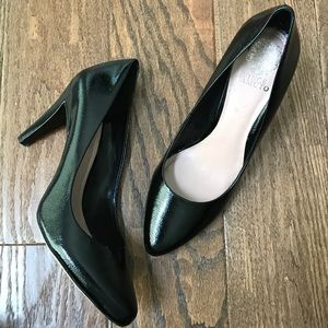New VINCE CAMUTO 10 M shoes high heels black