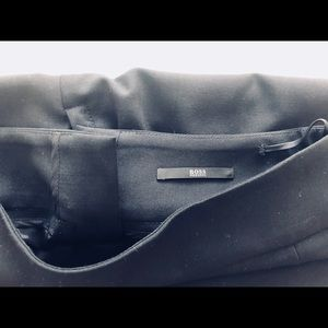 Hugo Boss Skirts - Classic Hugo Boss Pencil Skirt in Fine Virgin Wool