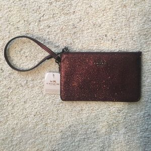 NWT Coach clutch
