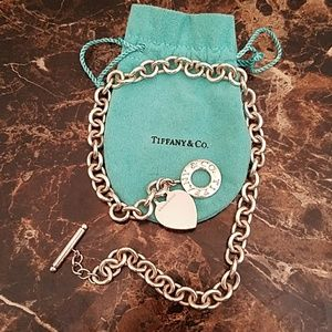 Tiffany & Co chain necklace