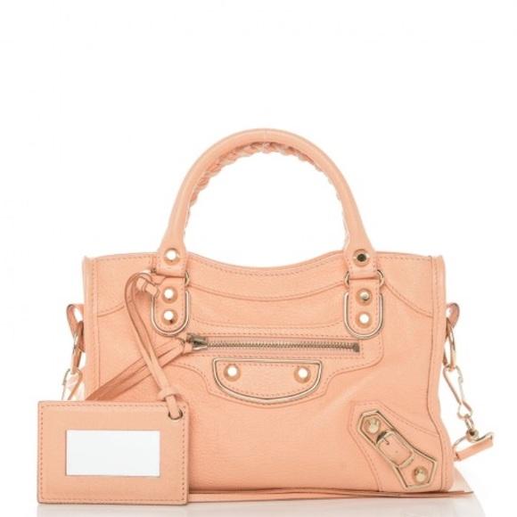 Balenciaga Handbags - Balenciaga Mini City Bag 100% authentic