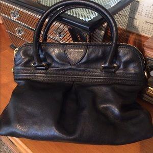 Authentic Marc Jacobs Black Handbag.