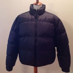 Down filled puffy jacket size M/L