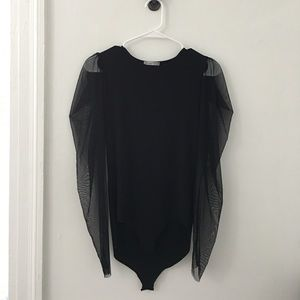 Zara Size Small Bodysuit