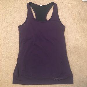 Purple UA workout tank!