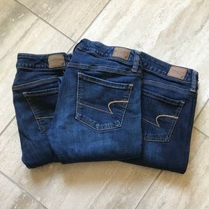 AE 3 pairs for 1 👖