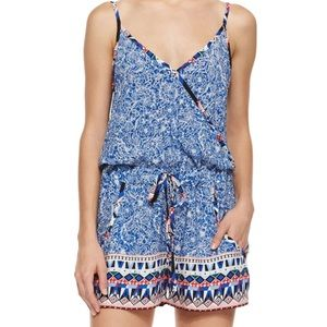 French Collection Romper