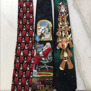 Other - Men's Christmas Ties