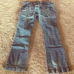 Denim - Heart & Moon jeans size 0