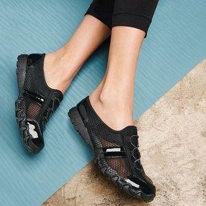 Avon Memory Foam Breathable Mesh Sneaker Slide 6M