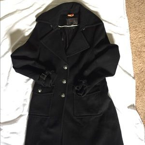 Tahari Pea coat