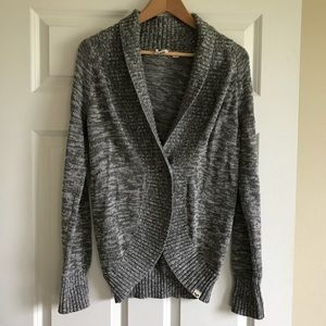 Roxy Cocoon Cardigan Sweater