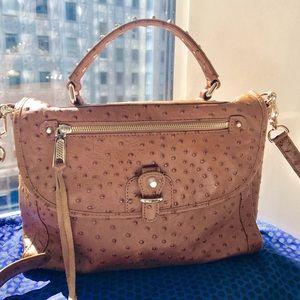 Rebecca Minkoff Ostrich Leather Bag