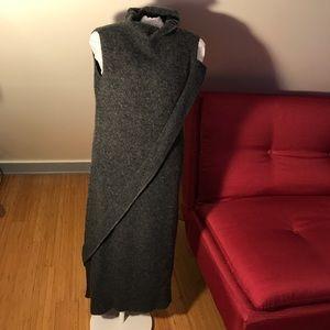 Friends Wool Maxi Dress