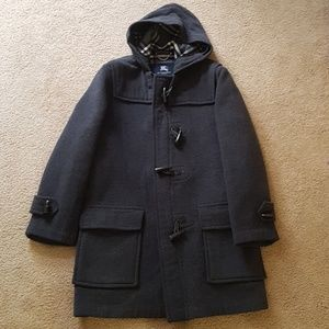 Burberry authentic wool jacket