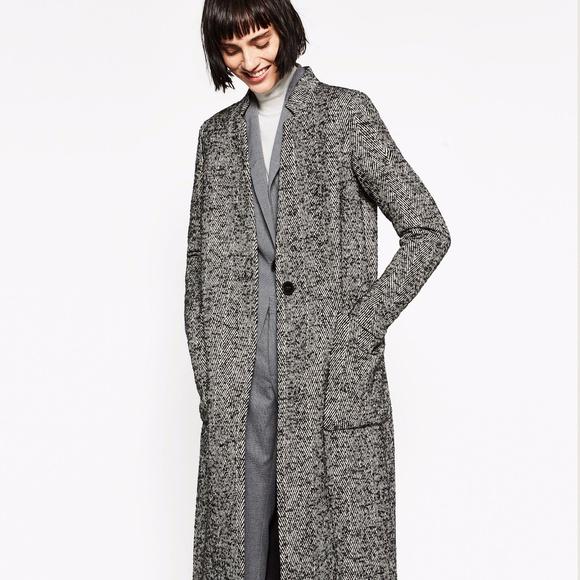 Zara - Zara wool maxi coat from Sunynus's closet on Poshmark