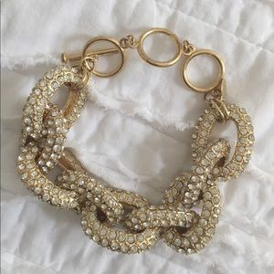 Jewelry - Chunky, sparkly statement bracelet