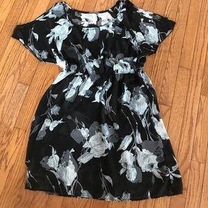 Target Xhilaration floral dress/tunic