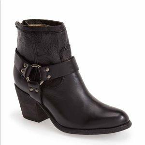 Frye boots Tabitha harness bootie