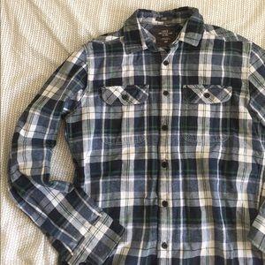 H&M LOGG button down flannel
