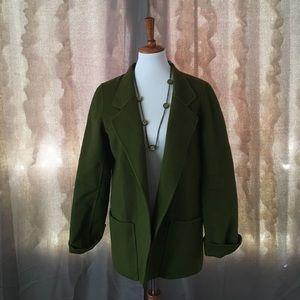 Linda Allard Ellen Tracy wool jacket size 4