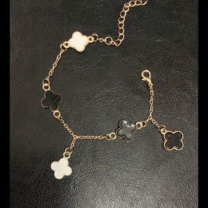 VCA Four Leaf Clover Bracelet
