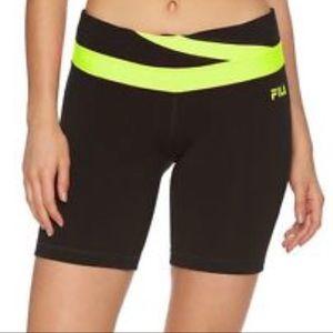 Pink Version 🏃🏻♀️FILA Running Shorts