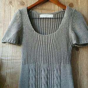 Zara Knit Cable Knit Sweater Dress. Better 4 sz M