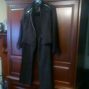 Christine Phillipe ladies Pants Suit