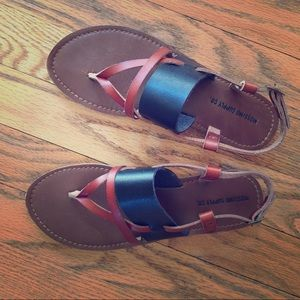 Mossimo Supply Co. / Target Leather Sandals