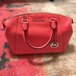 💯% Authentic MICHAEL by Michael Kors Pink tote