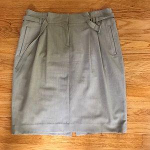 Dress skirt- size 8 stretch