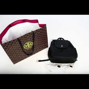 Authentic Tory Burch  Bryant Quilted Backpack