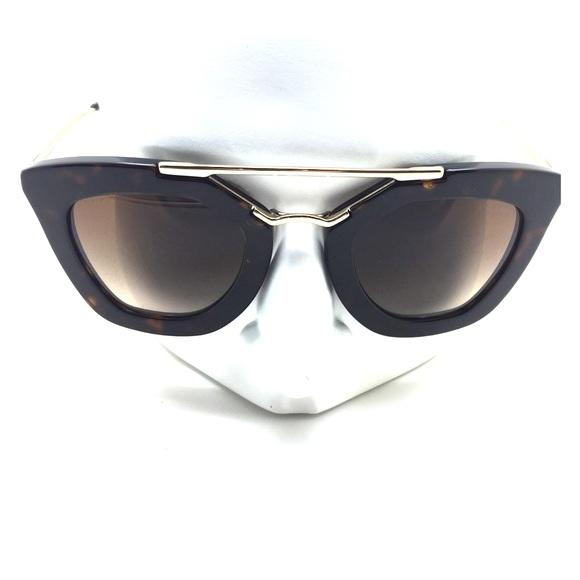 Prada Accessories   New Cinema Spr 09q 2au6s1 Sunglasses   Poshmark 35cd4fe10ecb