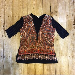 Anthropologie TINY brand top size xsmall