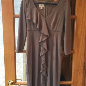 Grey very nice dress