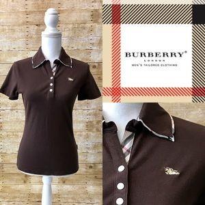BURBERRY London Polo