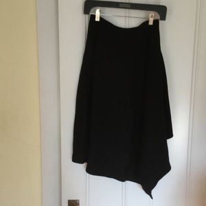 DKNY wool skirt