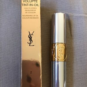 YSL tint in oil - oh my gold