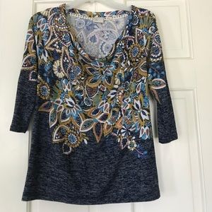 Anthropologie knit top