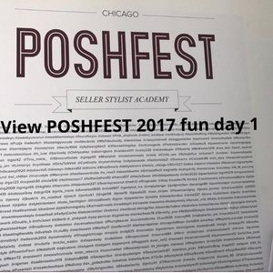 Other - POSHFEST