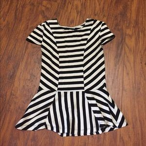 Urban Outfitters By Silence and Noise Peplum Top