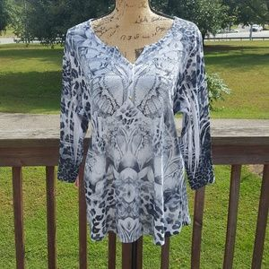 Butterfly Top by Style & Co.