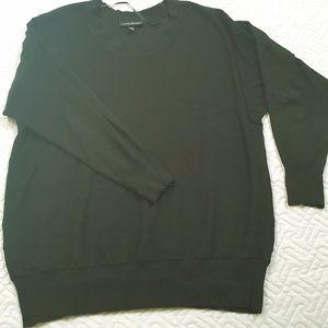 Black sweater- NWOT