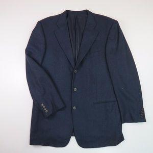 Ermenegildo Zegna Men's 42L Cashmere Wool Blazer