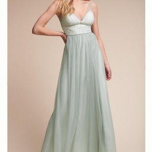 Sage Brit Dress